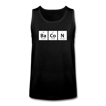 """BaCoN"" - Kids' Tank Top - Tank - ScienceT-Shirts"