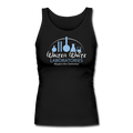 """Walter White Laboratories"" - Women's Longer Length Fitted Tank"