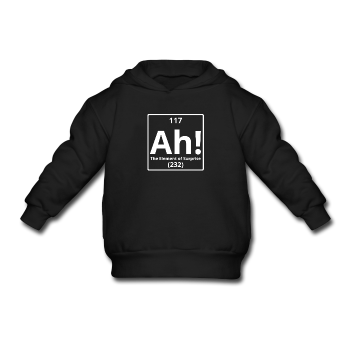 """Ah! The Element of Surprise"" - Toddler Hoodie - Hoodie - ScienceT-Shirts"