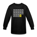 "UNPUBLISHED - Spreadshirt Article not found | ""Na Na Na Batman"" - Kids' Long Sleeve T-Shirt - Long Sleeve Shirt - ScienceT-Shirts"
