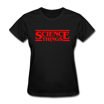"""Science Things"" - Women's T-Shirt"