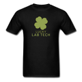 "UNPUBLISHED - Spreadshirt Article not found | ""Lucky Lab Tech"" - Men's T-Shirt - T-Shirt - ScienceT-Shirts"
