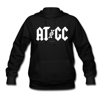 """AT/GC"" - Women's Hoodie - Hoodie - ScienceT-Shirts"
