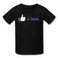 "UNPUBLISHED - Spreadshirt Article not found | UNPUBLISHED - Spreadshirt Article not found | ""Like a boss"" - Kids' T-Shirt - T-Shirt - ScienceT-Shirts"