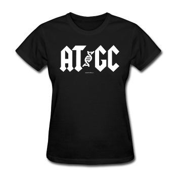 """AT/GC"" - Women's T-Shirt"
