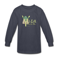 Yoda One For Me Star Wrs Kids' Long Sleeve Pop Culture T-Shirt