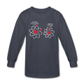 """Lost an Electron"" - Kids' Long Sleeve T-Shirt"
