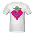 "UNPUBLISHED - Spreadshirt Article not found | UNPUBLISHED - Spreadshirt Article not found | ""Yo-da one for me"" - Men's T-Shirt - T-Shirt - ScienceT-Shirts"