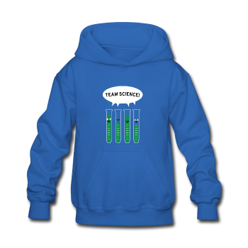 """Team Science"" - Kids' Hoodie"