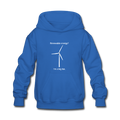 """I'm a Big Fan"" - Kids' Hoodie - Hoodie - ScienceT-Shirts"