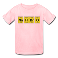 "UNPUBLISHED - Spreadshirt Article not found | ""NaH BrO"" - Kids' T-Shirt - T-Shirt - ScienceT-Shirts"