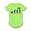 Green Evolution Baby Short Sleeve One Piece