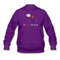 """A-Mean-Oh Acid"" - Women's Hoodie - Hoodie - ScienceT-Shirts"