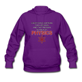 """Everything Happens for a Reason"" - Women's Hoodie - Hoodie - ScienceT-Shirts"