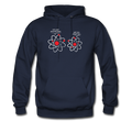 "UNPUBLISHED - Spreadshirt Article not found | ""Lost an Electron"" - Men's Hoodie - Hoodie - ScienceT-Shirts"