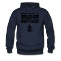 """Scientific Method"" -  Men's Hoodie"