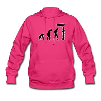 """Stop Following Me"" - Women's Hoodie"