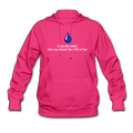 """If you like Water"" - Women's Hoodie - Hoodie - ScienceT-Shirts"