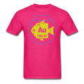 """Goldfish"" - Men's T-Shirt - T-Shirt - ScienceT-Shirts"