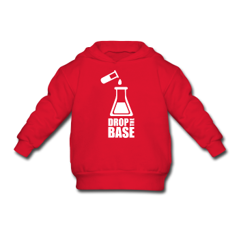 """Drop the Base"" - Toddler Hoodie - Hoodie - ScienceT-Shirts"