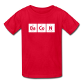 """BaCoN"" - Kids' T-Shirt - T-Shirt - ScienceT-Shirts"