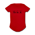 Red ThInK Baby Short Sleeve Periodic Table One Piece