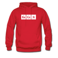 """BaCoN"" - Men's Hoodie - Hoodie - ScienceT-Shirts"