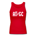 """AT/GC"" - Women's Longer Length Fitted Tank - Tank Top - ScienceT-Shirts"