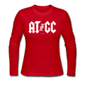 """AT/GC"" - Women's Long Sleeve T-Shirt - Long Sleeve Shirt - ScienceT-Shirts"