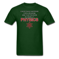 """Everything Happens for a Reason"" - Men's T-Shirt - T-Shirt - ScienceT-Shirts"