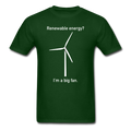 """I'm a Big Fan"" - Men's T-Shirt - T-Shirt - ScienceT-Shirts"