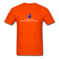 """If You Like Water"" - Men's T-Shirt - T-Shirt - ScienceT-Shirts"