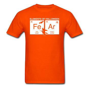 """FeAr"" - Men's T-Shirt - T-Shirt - ScienceT-Shirts"