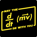 "UNPUBLISHED - Spreadshirt Article not found | ""May the Force Be With You"" - Men's T-Shirt - T-Shirt - ScienceT-Shirts"