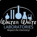 """Walter White Laboratories"" - Women's T-Shirt"