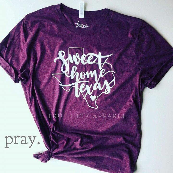 Sweet Home Texas - Hurricane Harvey Relief Tees