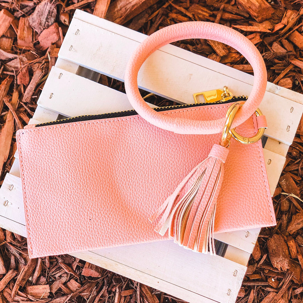 The Allie Wristlet