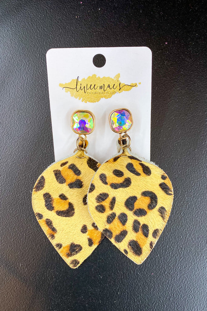 The Valentina Earrings