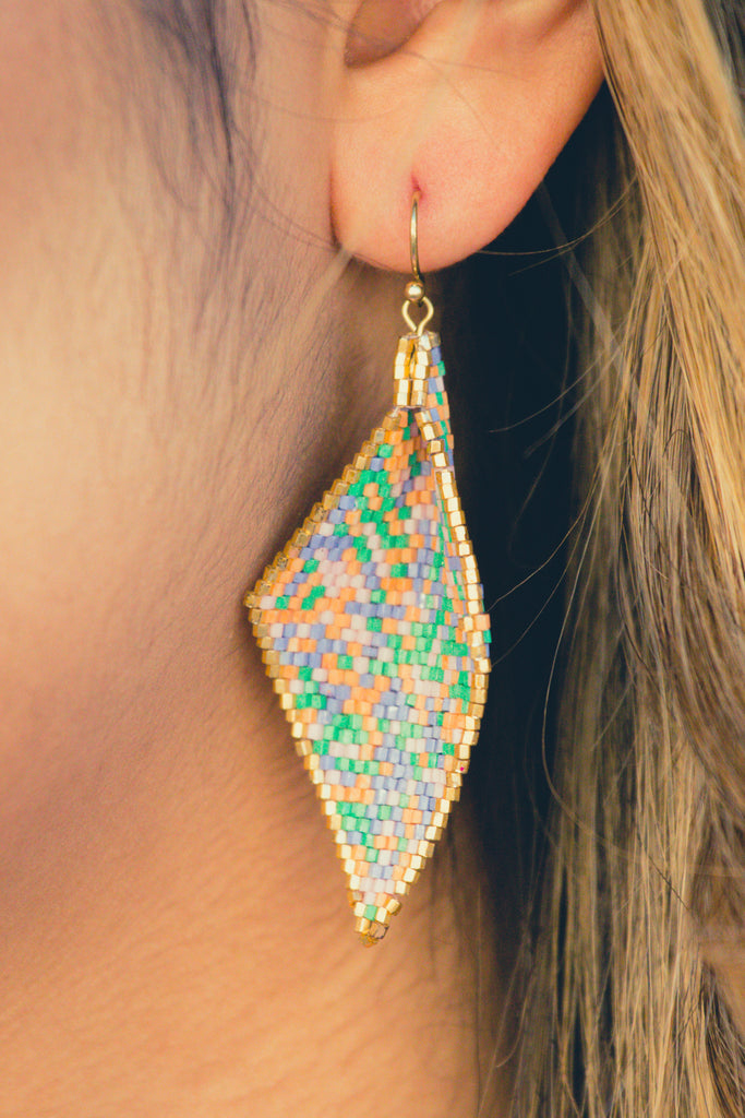 The Caitlin Earrings