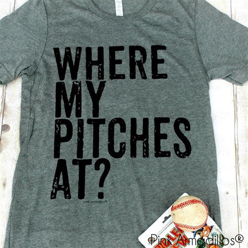 Where My Pitches At