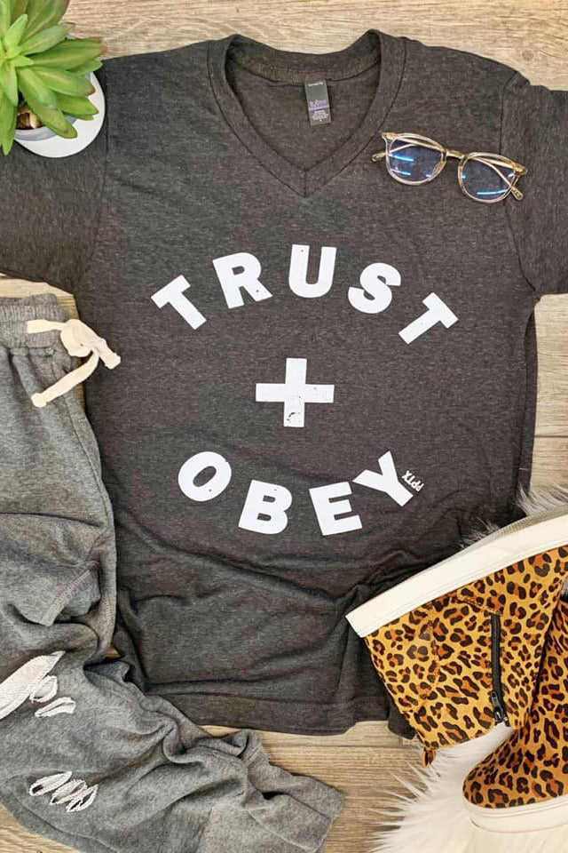 Trust + Obey