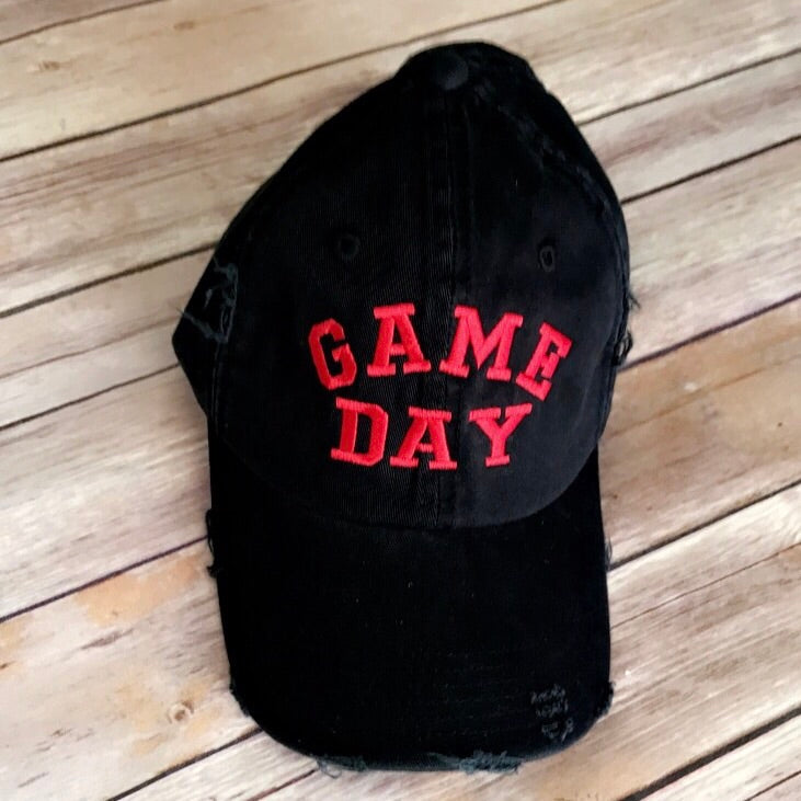 Game Day Baseball Cap