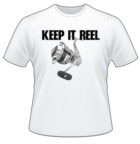 Keep it Reel Short Sleeve T-Shirt