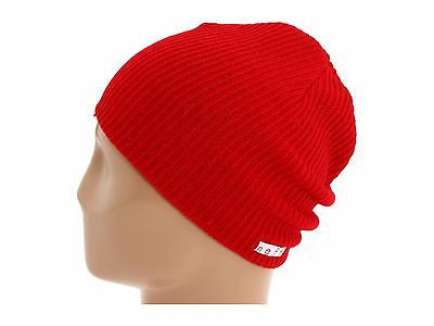 a963d879b8b Neff Unisex Beanie Daily Beanie Red One Size Fits All NF00001 – Shoe ...