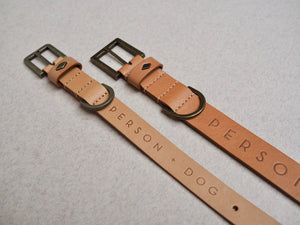 Signature Dog Collar