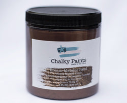 Bronze Metallic Paint 8 oz.