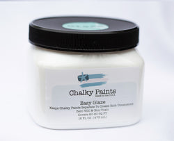 Glaze 16 oz. - Chalky Paints & Finishes