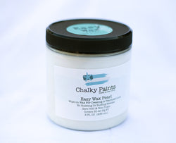 Pearl Tinted Easy Wax 8 oz. - Chalky Paints & Finishes
