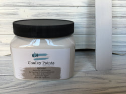 Pelican Chalky Paint 16 oz. Covers 75 sq ft! - Chalky Paints & Finishes