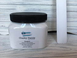Seagull Chalky Paint 16 oz. Covers 75 sq ft! - Chalky Paints & Finishes
